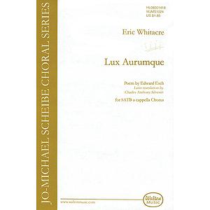 Lux Aurumque (Light of Gold)