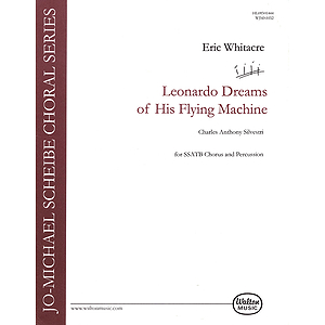 Leonardo Dreams of His Flying Machine