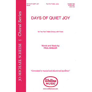 Days of Quiet Joy
