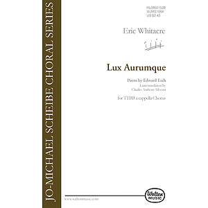 Lux Aurumque (Light of Gold)