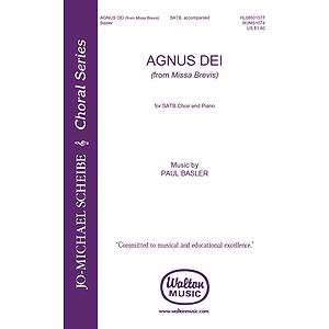 Agnus Dei (from Missa Brevis)