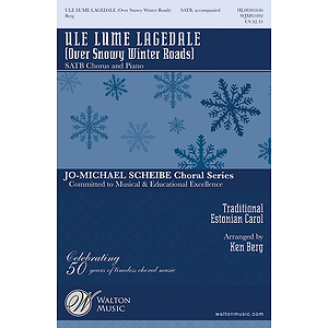 Ule Lume Lagedale (Over Snowy Winter Roads)
