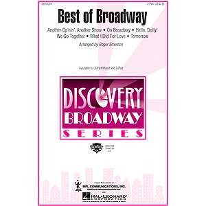 Best of Broadway (Medley)
