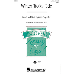 Winter Troika Ride