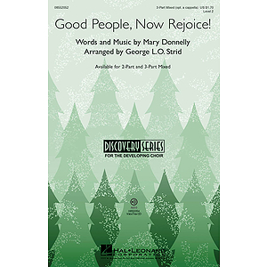 Good People, Now Rejoice!