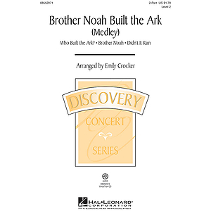 Brother Noah Built The Ark