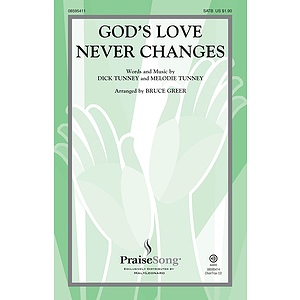 God's Love Never Changes