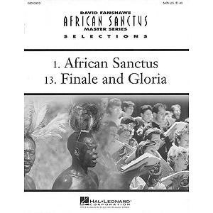 African Sanctus & Finale/Gloria