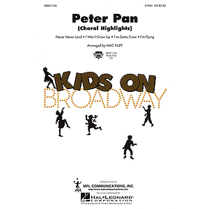 Peter Pan (Choral Highlights)