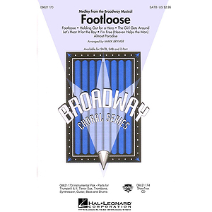Footloose (Medley from the Broadway Musical)