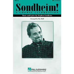 Sondheim! A Choral Celebration (Medley)