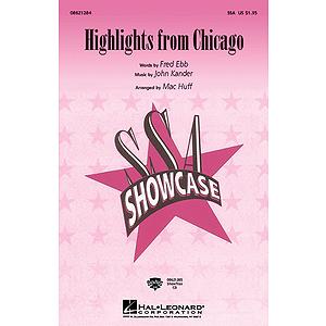 Chicago (Choral Highlights)