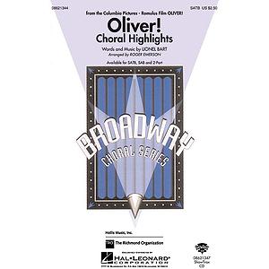 Oliver Choral Highlights