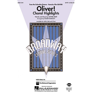 Oliver Choral Highlights