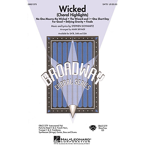 Wicked (Choral Highlights)