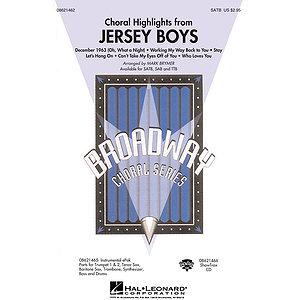 Jersey Boys (Choral Highlights)