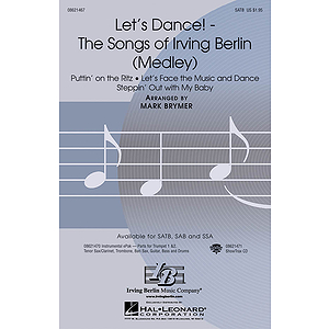 Let's Dance! - The Songs of Irving Berlin (Medley)