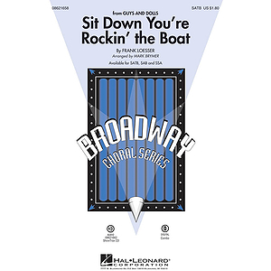 Sit Down You're Rockin' the Boat