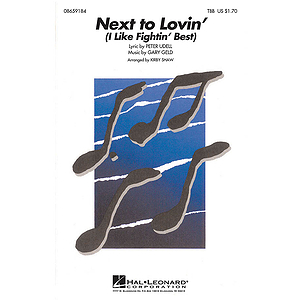Next to Lovin' (I Like Fightin' Best)