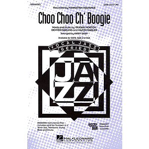 Choo Choo Ch'Boogie