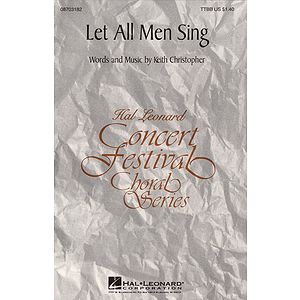 Let All Men Sing