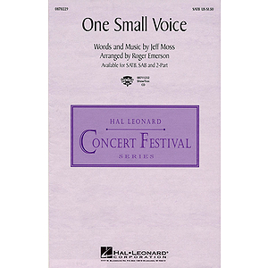 One Small Voice