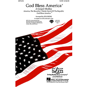 God Bless America - A Gospel Medley