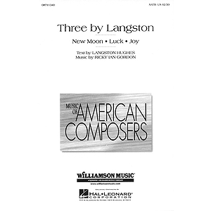 Three By Langston