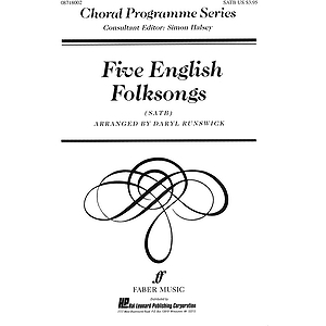 Five English Folksongs (Collection)