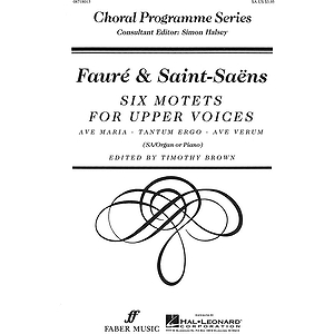 Six Motets for Upper Voices (Collection)