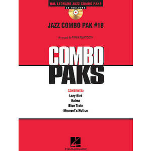 Jazz Combo Pak #18 (John Coltrane)