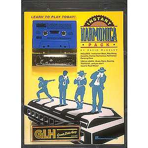Instant Harmonica Pack