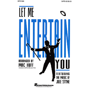 Let Me Entertain You (Feature Medley)