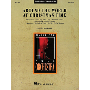 Around the World at Christmas Time