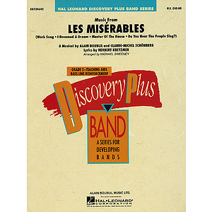 Music from Les Misérables