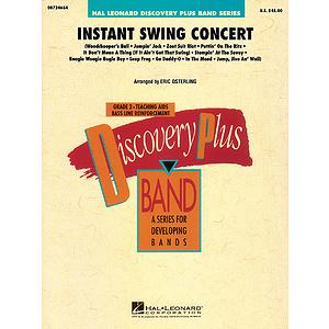 Instant Swing Concert