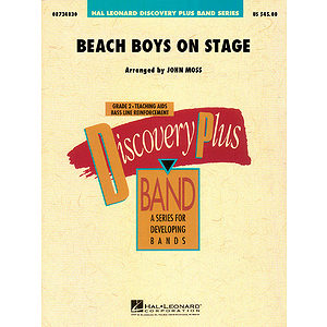 Beach Boys on Stage