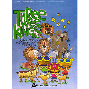 Three Wee Kings (Children's Musical)