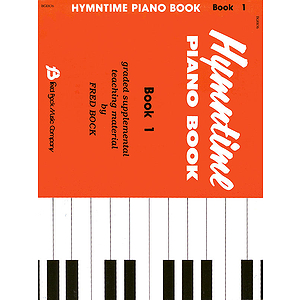Hymntime Piano Book #1 - Children's Piano