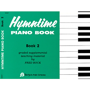 Hymntime Piano Book #2 Children's Piano