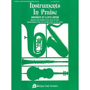 Instruments In Praise - C Instrumental Solos/Duets