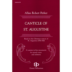 Canticle of St. Augustine (Cantata)