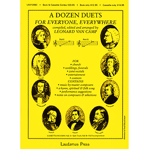 A Dozen Duets - Vocal Duets