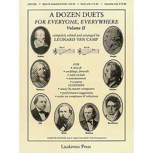 A Dozen Duets For Everyone Everywhere #2 Vocal Duets
