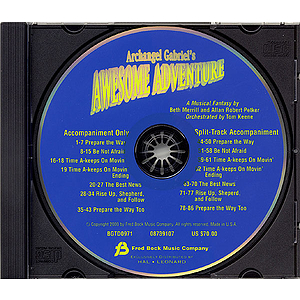 Archangel Gabriel's Awesome Adventure (Sacred Musical)
