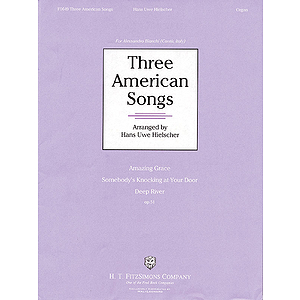 Three American Songs