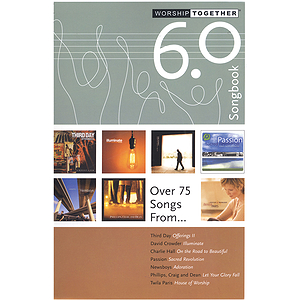 WorshipTogether Songbook 6.0