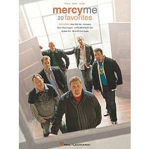 MercyMe - 20 Favorites