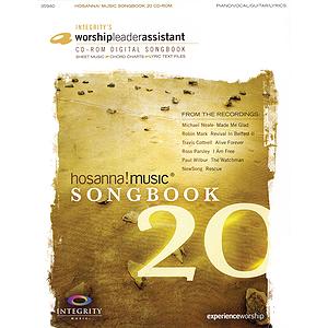 Hosanna! Music Songbook 20