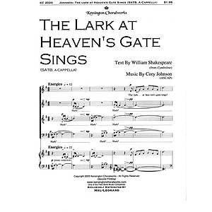 The Lark at Heaven's Gate Sings